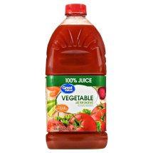 Great Value 100% Vegetable Juice, 64 fl oz