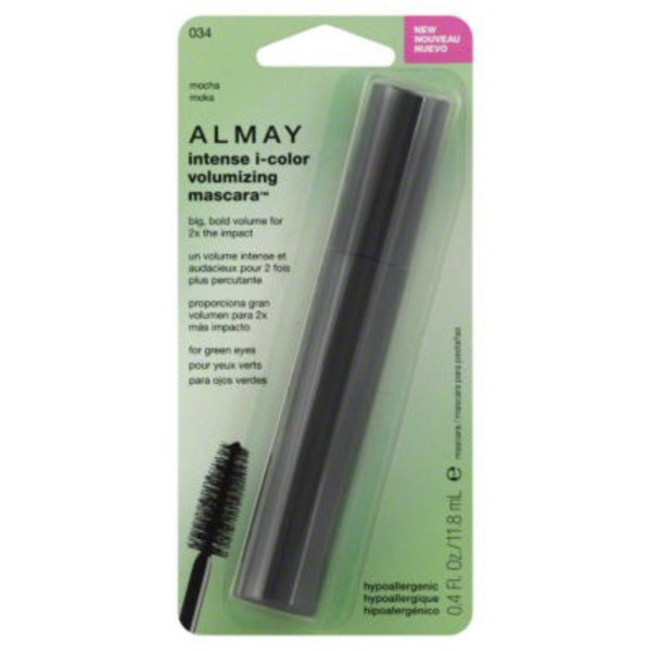 Almay Intense I-Color Volumizing Mascara Mocha