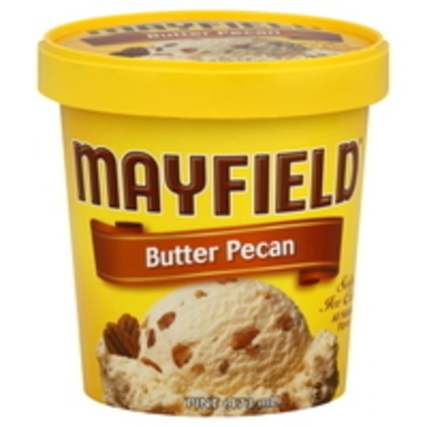 Mayfield Butter Pecan Select Ice Cream
