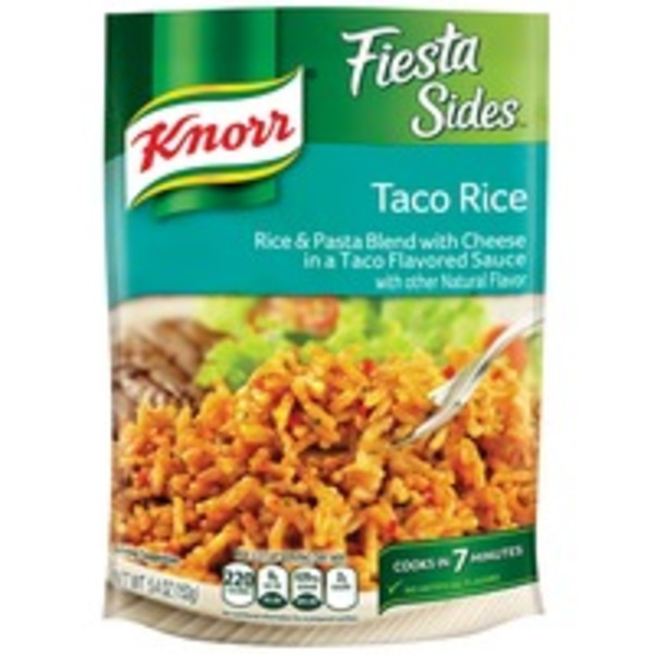 Knorr Taco Rice Rice Side Dish