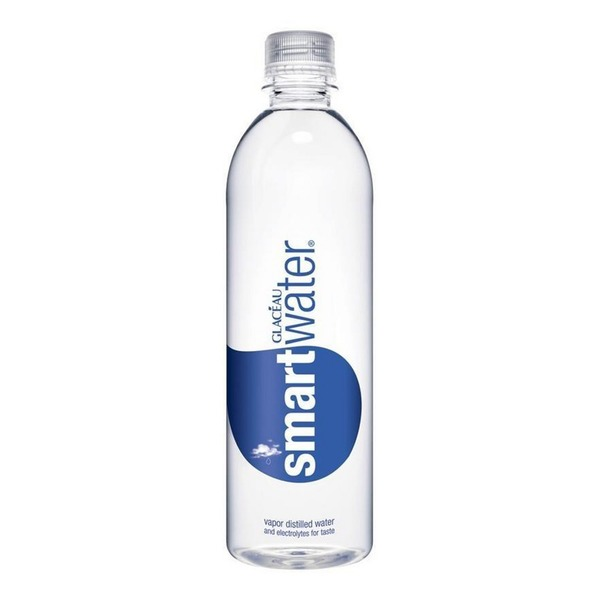 Glaceau. Smartwater Electrolyte Enhanced Water