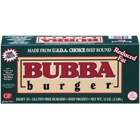 Bubba Burger Reduced Fat Burgers