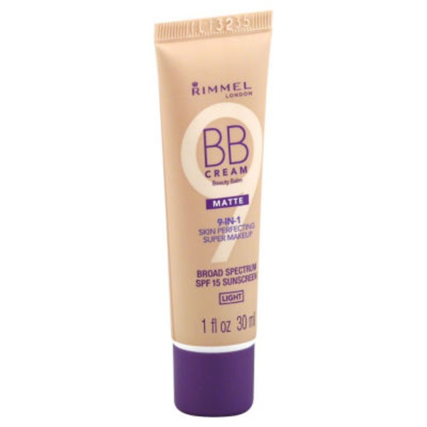 Rimmel Matte Light BB Cream