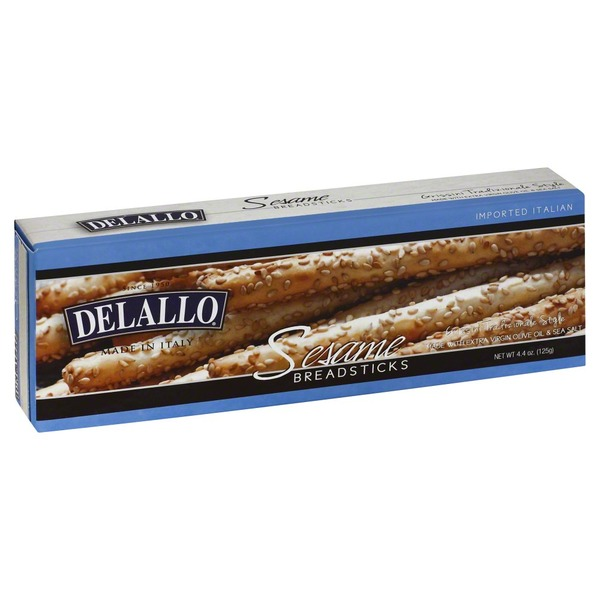 DeLallo Sesame Breadsticks