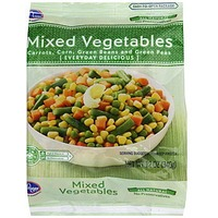 Kroger Mixed Vegetables In Bag
