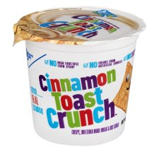 Cinnamon Toast Crunch™ Cereal Cups, 6ct, 2.0 OZ