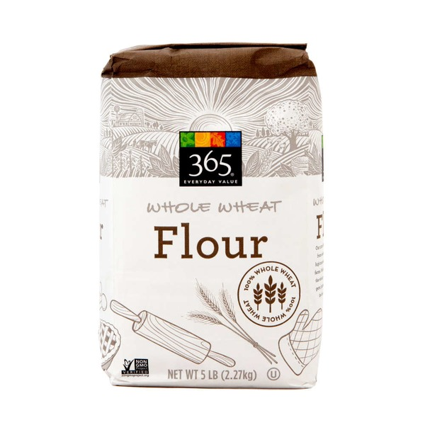 365 Whole Wheat Flour