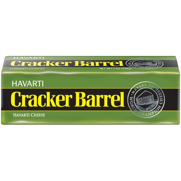 Cracker Barrel Havarti Cheese