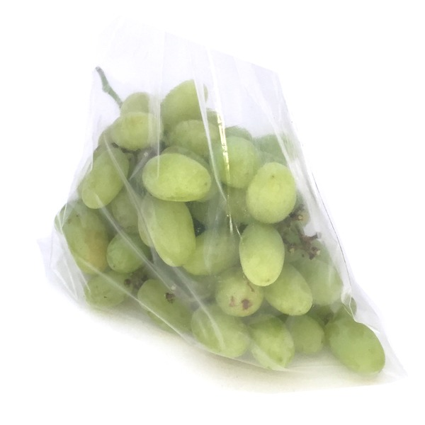 Organic White/Green Seedless Grapes