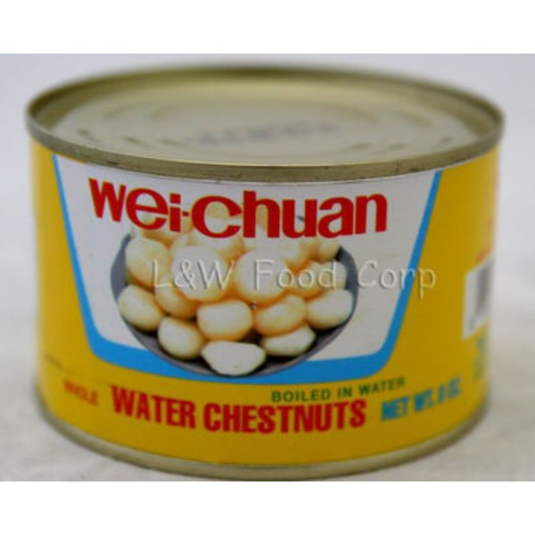 Wei Chuan Whole Water Chestnuts in Water