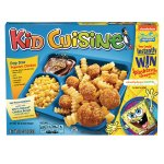 Kid Cuisine Popcorn Chicken Meal, 8.65 Ounce