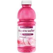 SobeWater Strawberry Dragonfruit Flavored Water 20 fl. oz. Bottle