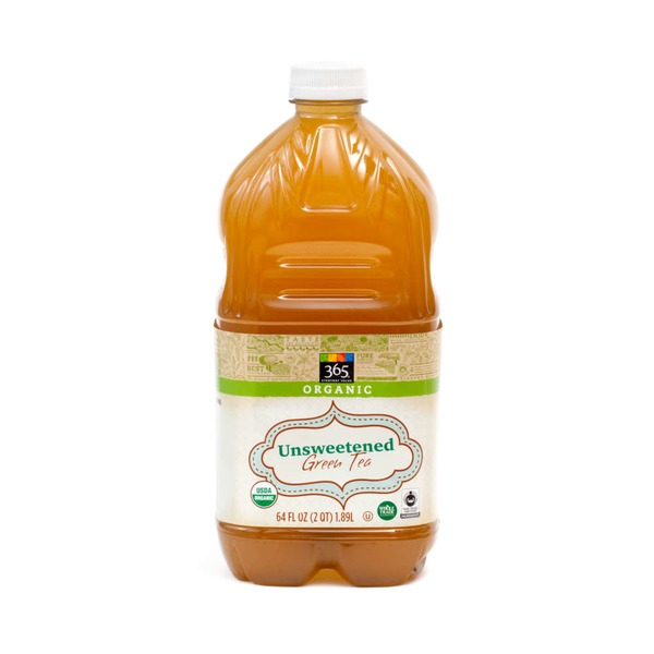 365 Organic Unsweetened Green Tea