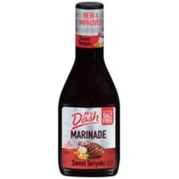 Mrs Dash Marinades Sweet Teriyaki Marinade
