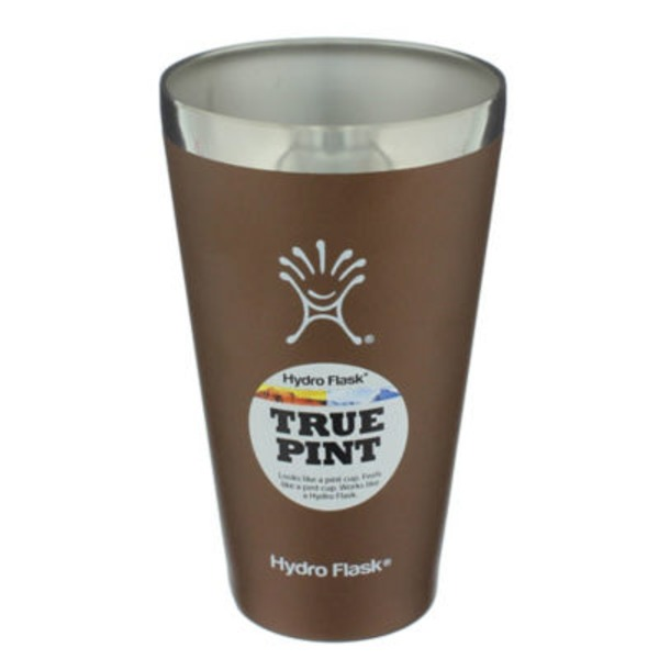 Hydro Flask Copper Brown True Pint 16 Oz