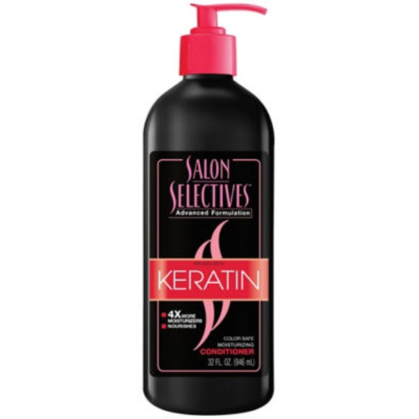 Salon Selectives Color Safe Moisturizing Conditioner With Keratin