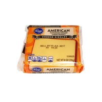 Kroger Processed American Cheese Slices