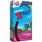 Clif Kid Mixed Berry Organic Twisted Fruit Real Fruit Rope