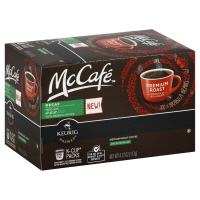 McCafe Coffee K-Cups Premium Roast Decaffeinated