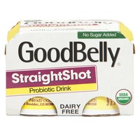 GoodBelly Straightshot Probiotic Oat Drink
