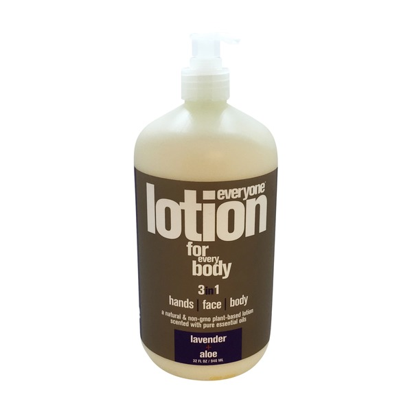 Everyone Lotion 3-In-1 Lavender + Aloe