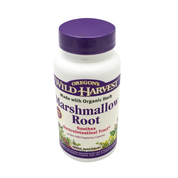 Oregon's Wild Harvest Marshmallow Root Capsules