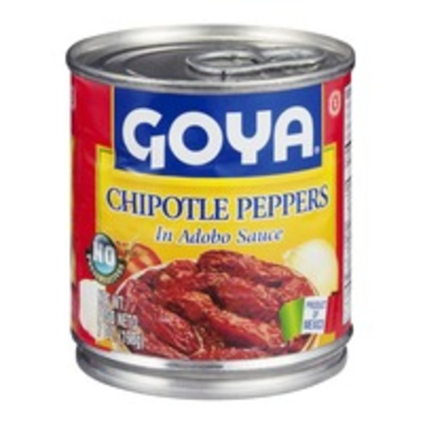 Goya Chipolte Peppers In Adobo Sauce
