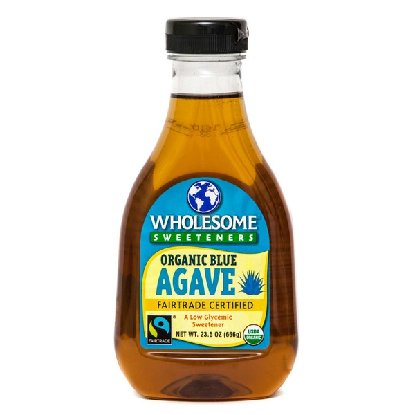 Wholesome Low Glycemic Sweetener Organic Blue Agave