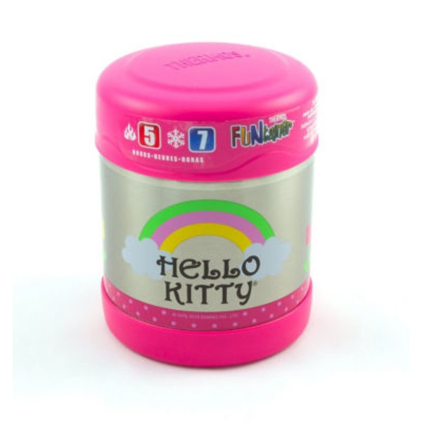 Thermos Hello Kitty Fun-Tainer Food Jar