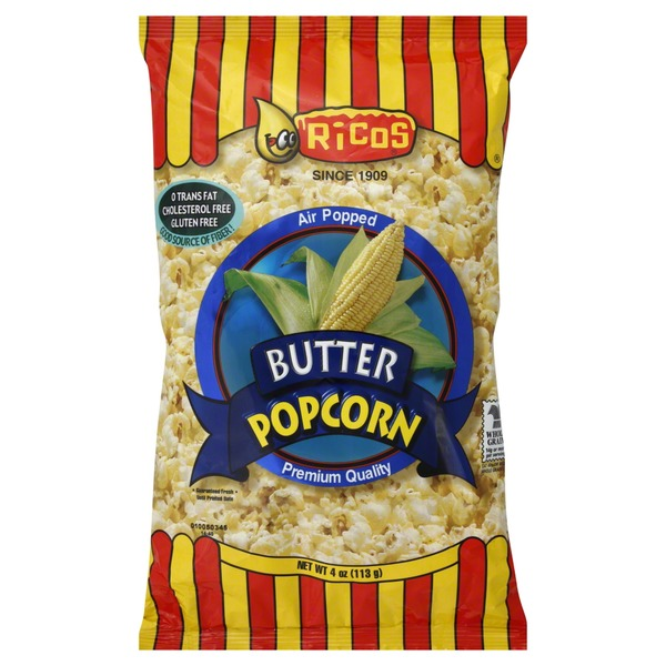 Ricos Butter Popcorn
