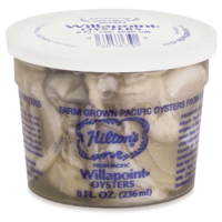 Hiltons Oysters, Willapoint, Medium