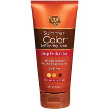 Banana Boat Sunless Tan Lotion, Dark