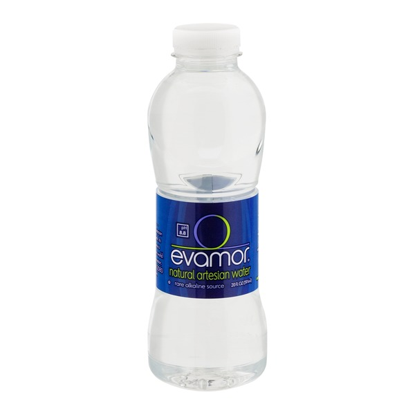 Evamor Natural Artesian Water