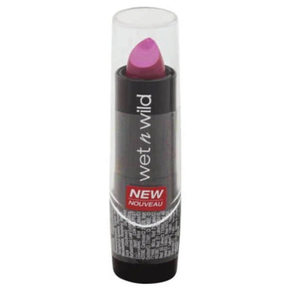 Wet n' Wild Lip Color Fuchsia with Blue Pearl 527B