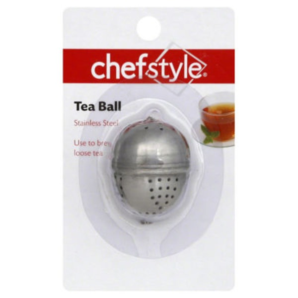 Chef Style Stainless Steel Tea Ball