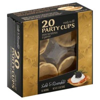 Sable & Rosenfeld Party Cups