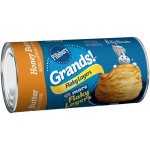 Pillsbury Grands! Flaky Layers Honey Butter Big Biscuits, 16.3 oz