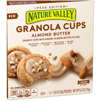 Nature Valley Almond Butter Peak Edition Granola Cups