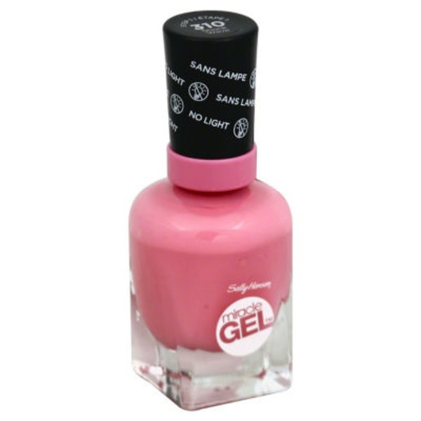 Sally Hansen Miracle Gel Nail Polish - Shock Wave 310