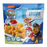 Nickelodeon Paw Patrol All Natural Chicken Nuggets