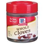 McCormick Whole Cloves, 0.62 Oz