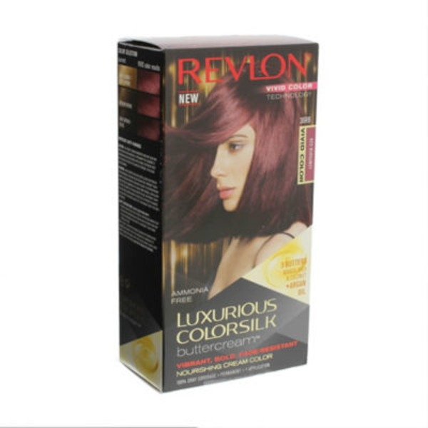 Revlon Luxurious Colorsilk Buttercream, Rich Burgundy 36 Rb