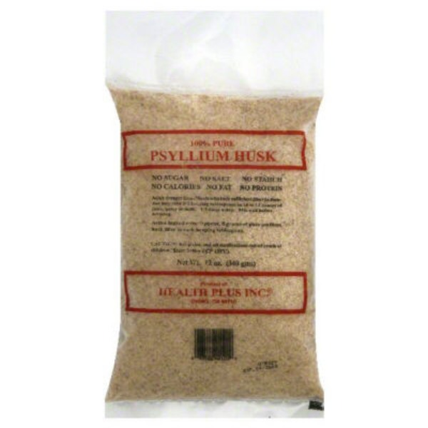 Health Plus 100% Pure Psyllium Bag