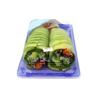 S. Tsunami Roll N Wrap Roll Avocado Salad