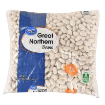 Great Value Great Northern Dried Beans, 16 oz