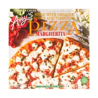 Amy's Single Margherita Pizza