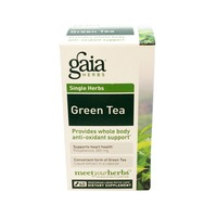 Gaia Herbs Green Tea Vegetarian Liquid Phyto-Caps
