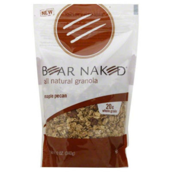 Bear Naked Maple Pecan Granola