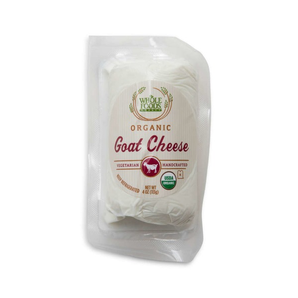 Whole Foods Market Organic Goat Cheese