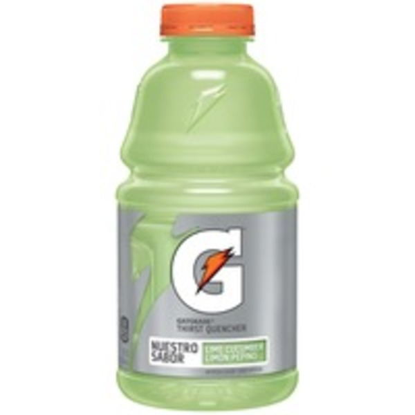 Gatorade Nuestro Sabor Lime Cucumber Thirst Quencher Sports Drink